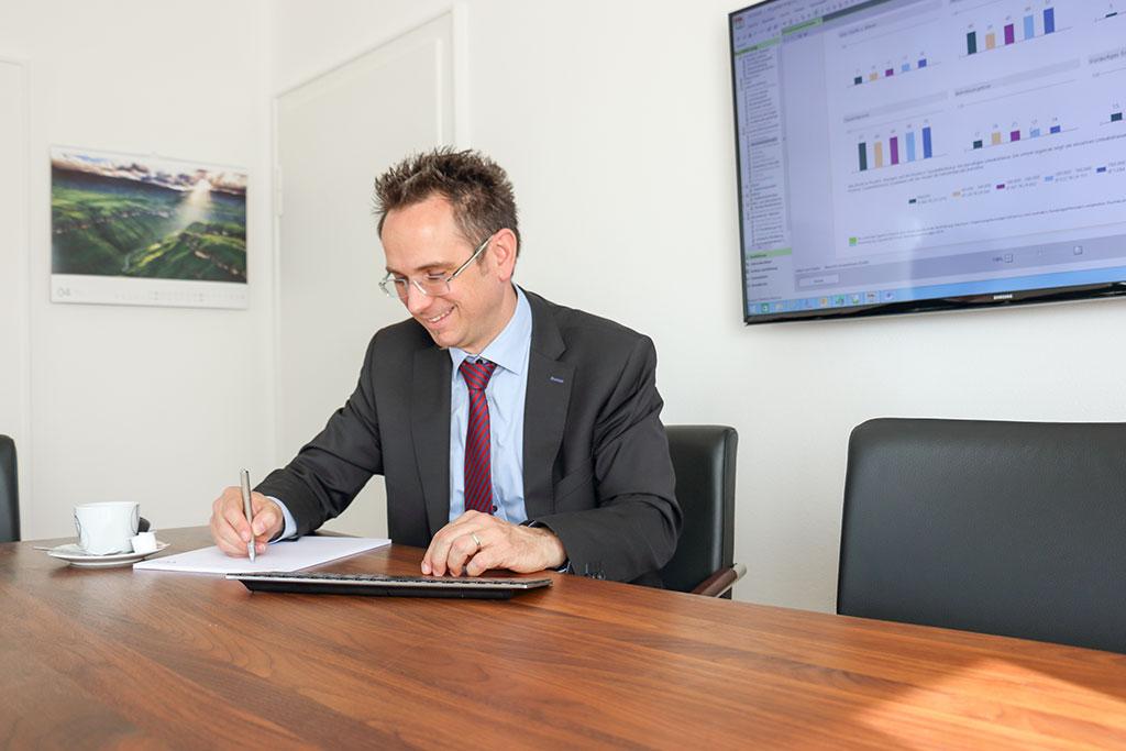 Steuerberater Gunzenhausen & Weißenburg | Menhorn & Partner MbB, Matthias Menhorn
